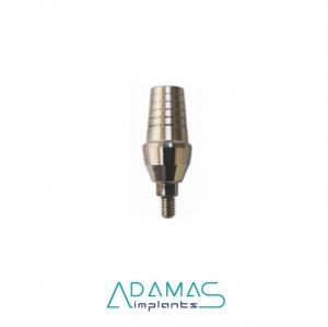 Абатмент прямой уступ 3мм платформа 4,2мм for Asper Conus Implants