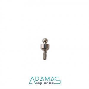 Шаровидный абатмент  2 мм for Asper Slim implants